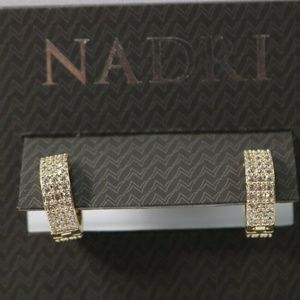 NEW $65 NADRI EARRINGS